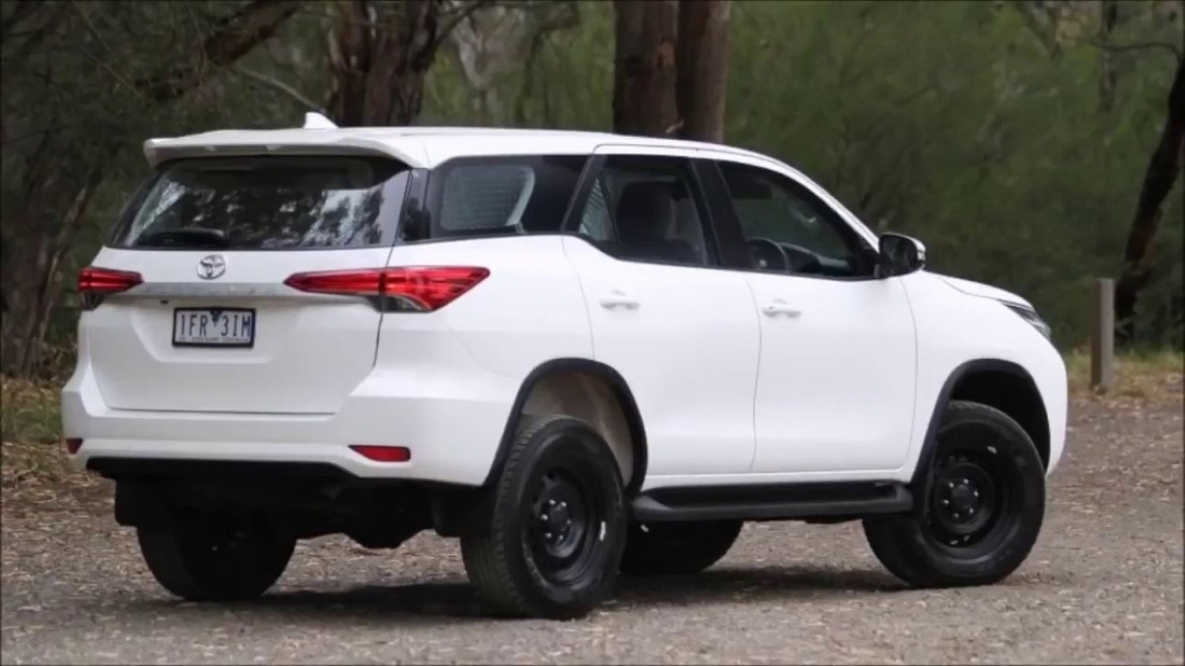 12 Toyota Fortuner | Look HD | Car Preview and Rumors - toyota new fortuner 2020