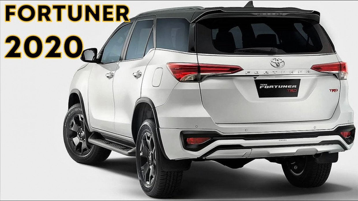 12 TOYOTA FORTUNER SUV NEW FEATURES, PRICE AND OTHER DETAILS | NEW  FORTUNER 12 - toyota new fortuner 2020