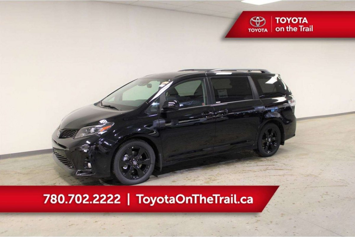12 Toyota Sienna for sale in Edmonton, Alberta