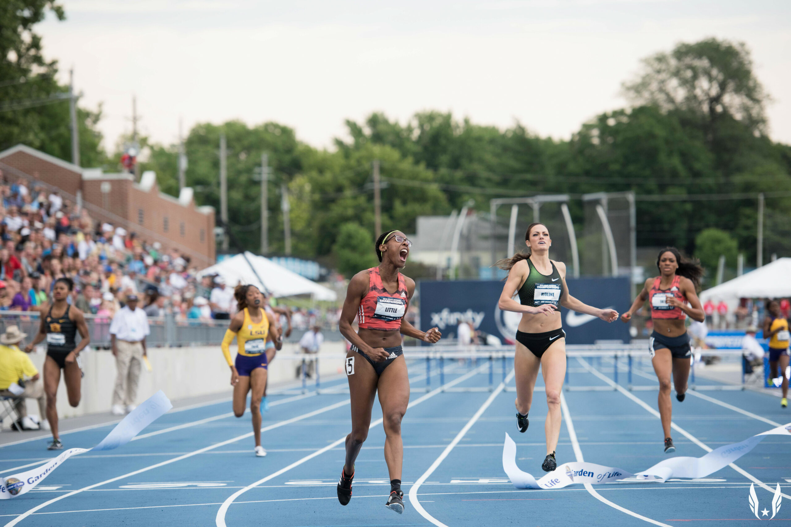 12 Toyota USATF Outdoor Championships | Des Moines, IA