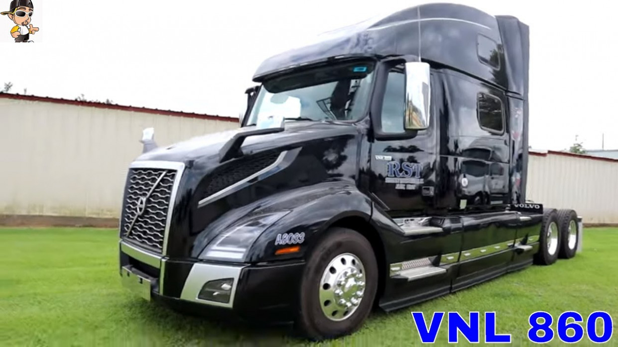 12 Volvo VNL 12 Walk Through Tour