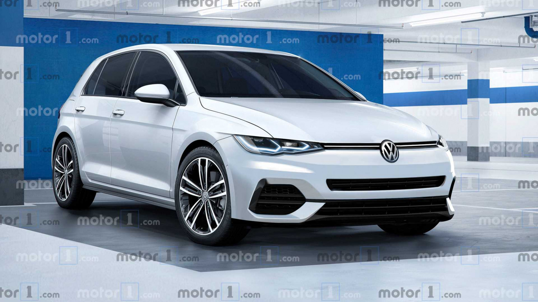 12 VW Golf 12 Officially Confirmed For October 12 Reveal