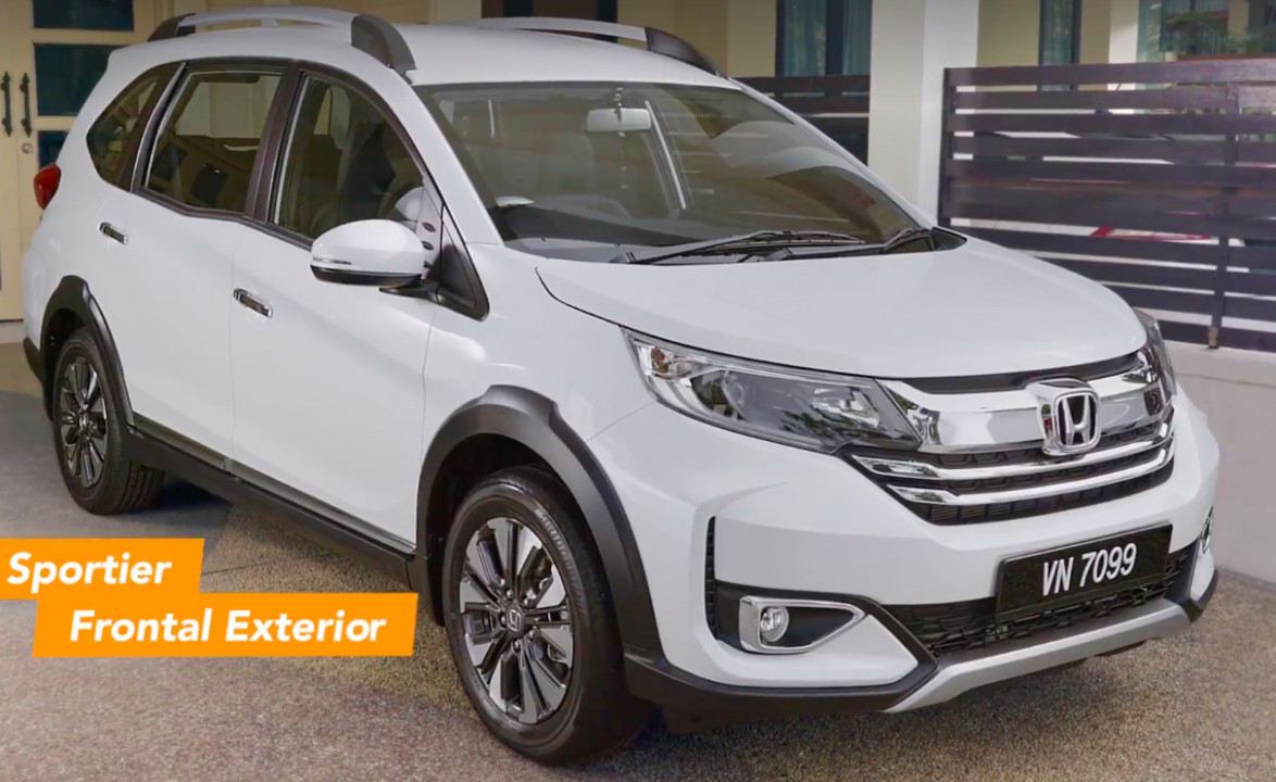 122 Honda BR-V open for booking, M'sia launch Q12