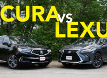 8 Acura MDX vs Lexus RX Comparison: Which Luxury Crossover Does a Better  Job?