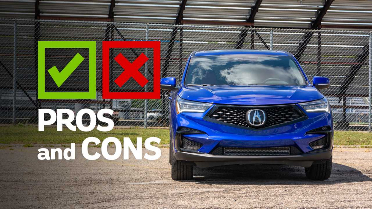 8 Acura RDX A-Spec: Pros And Cons - 2020 acura rdx problems