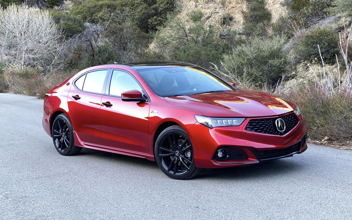8 Acura TLX reviews, news, pictures, and video - Roadshow - 2020 acura tlx v6 a-spec