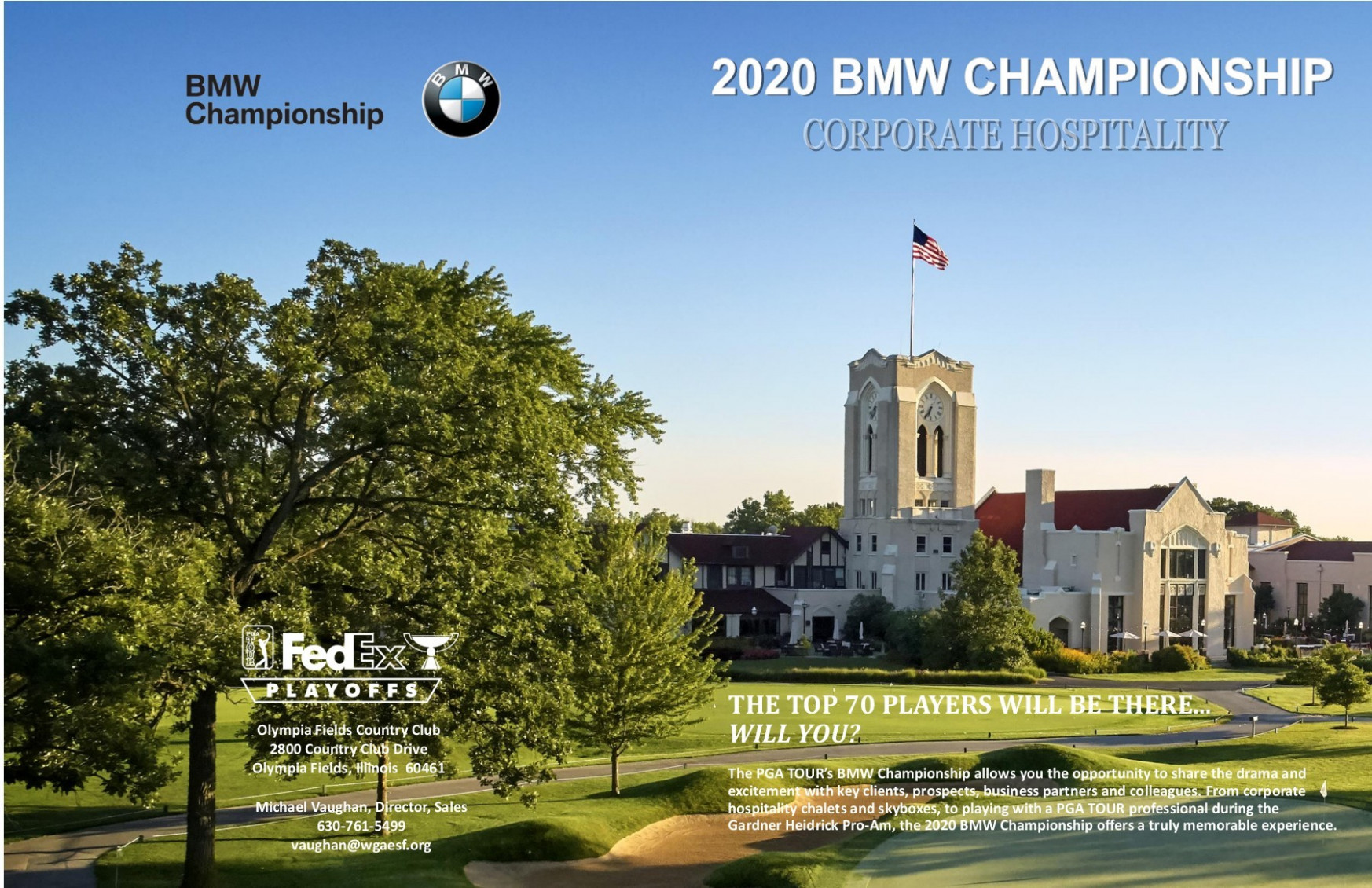 8 BMW Championship Corporate Hospitality Pages 8 - 82 - Text ..