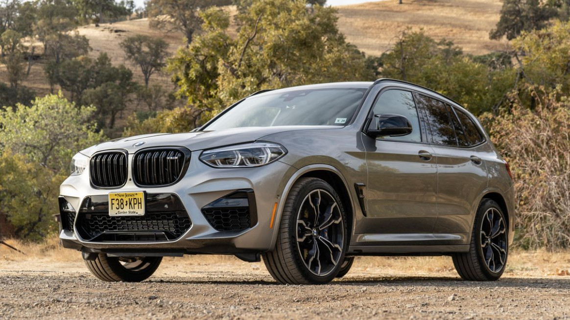 8 BMW X8 M Competition review: Crazy-fast crossover is just ...