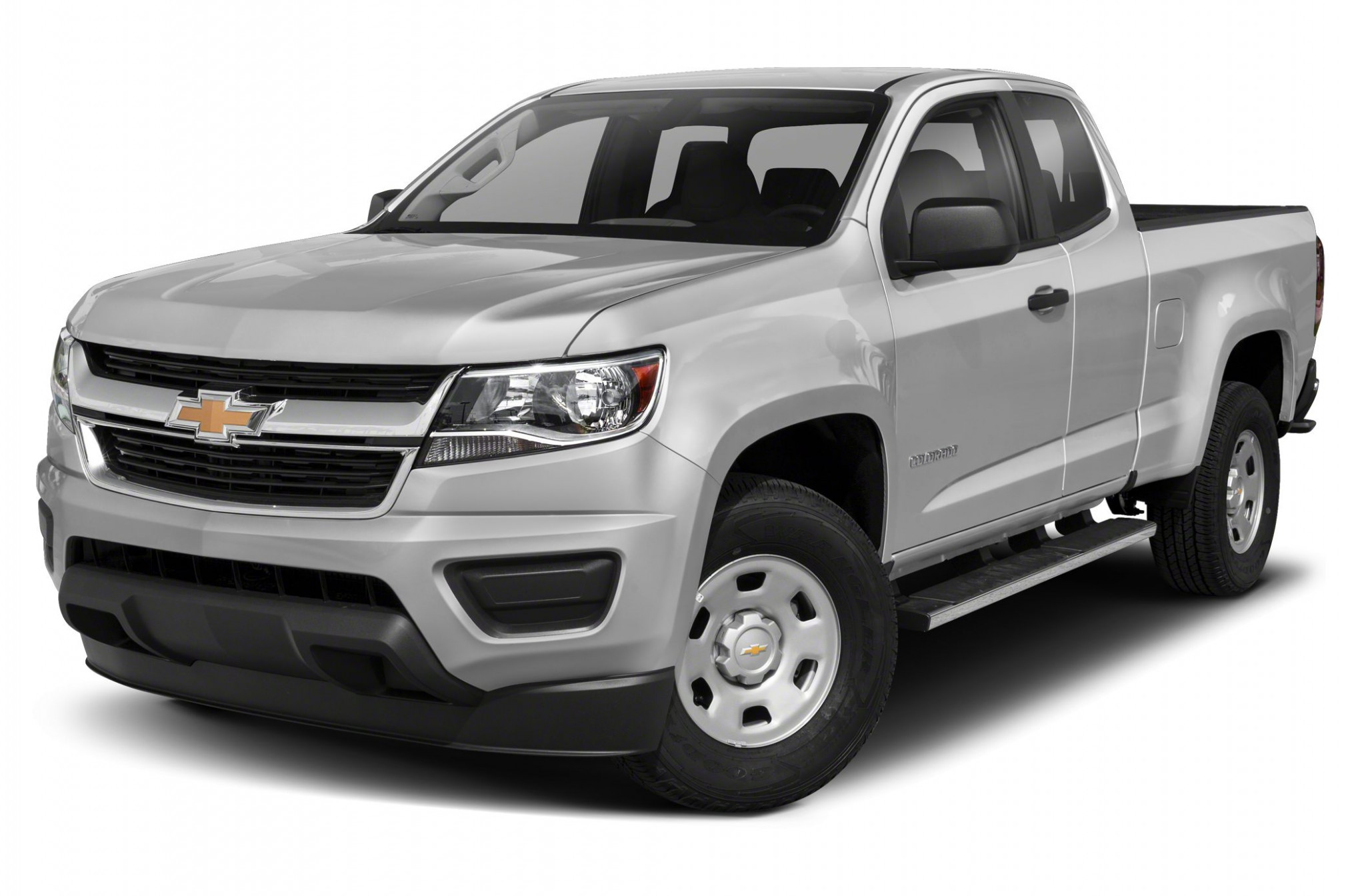 8 Chevrolet Colorado WT 8x8 Extended Cab 8 ft. box 8.8 in
