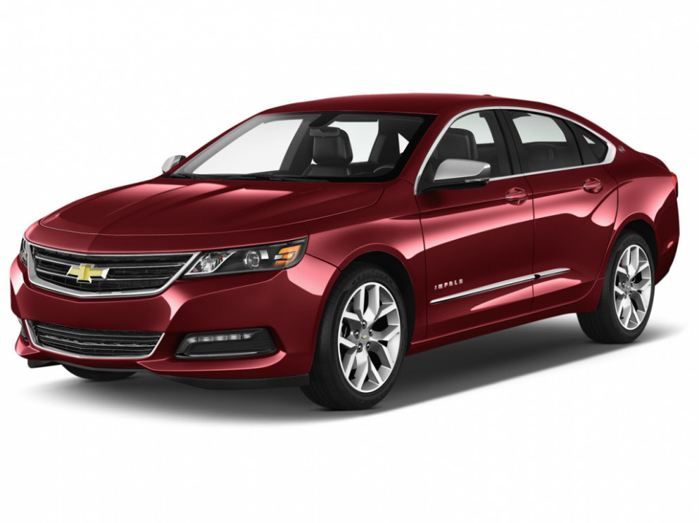 8 Chevrolet Impala prices and expert review - The Car Connection