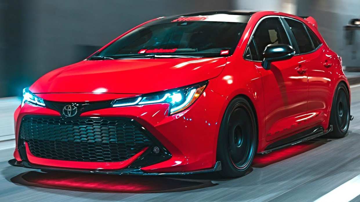 8 Corolla SUPER STREET – Modified Corolla / Toyota Corolla 8  Customized | Toyota SEMA - toyota corolla hatchback 2020