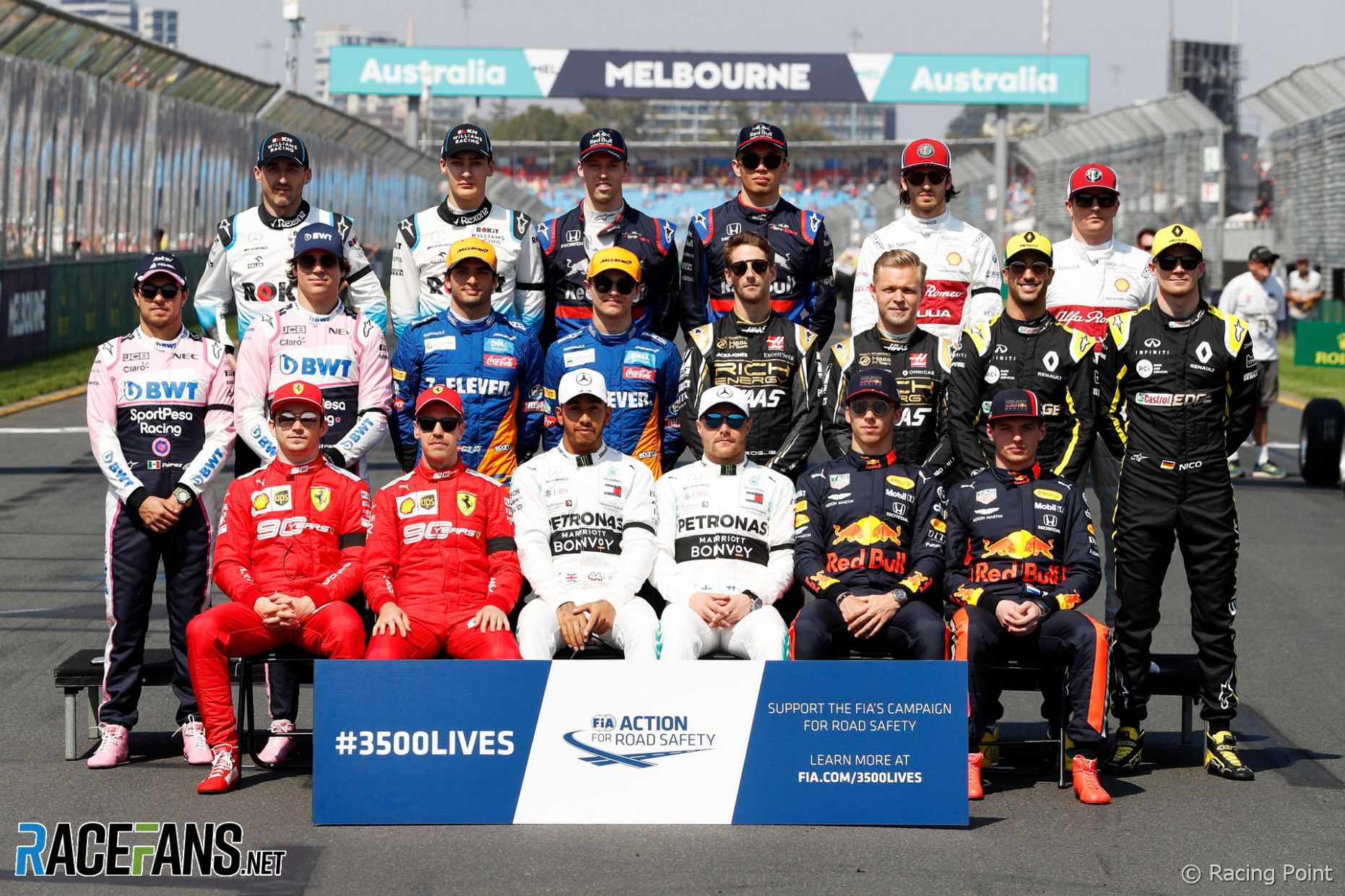 8 F8 drivers, teams and engine suppliers - RaceFans - ferrari reserve driver 2020