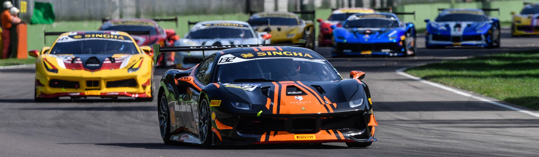 8 Ferrari Challenge Europe calendar revealed - ferrari racing days 2020 uk