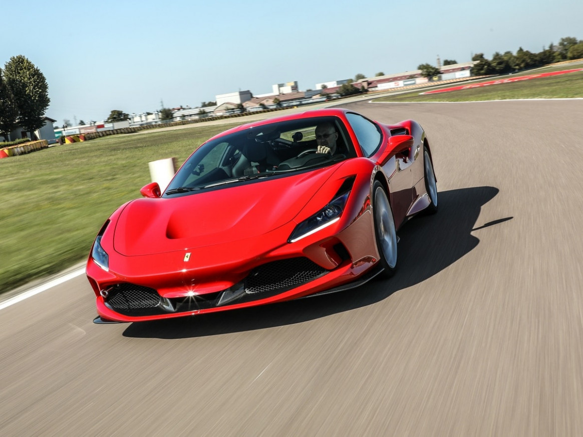 8 Ferrari F8 Tributo First Review | Kelley Blue Book