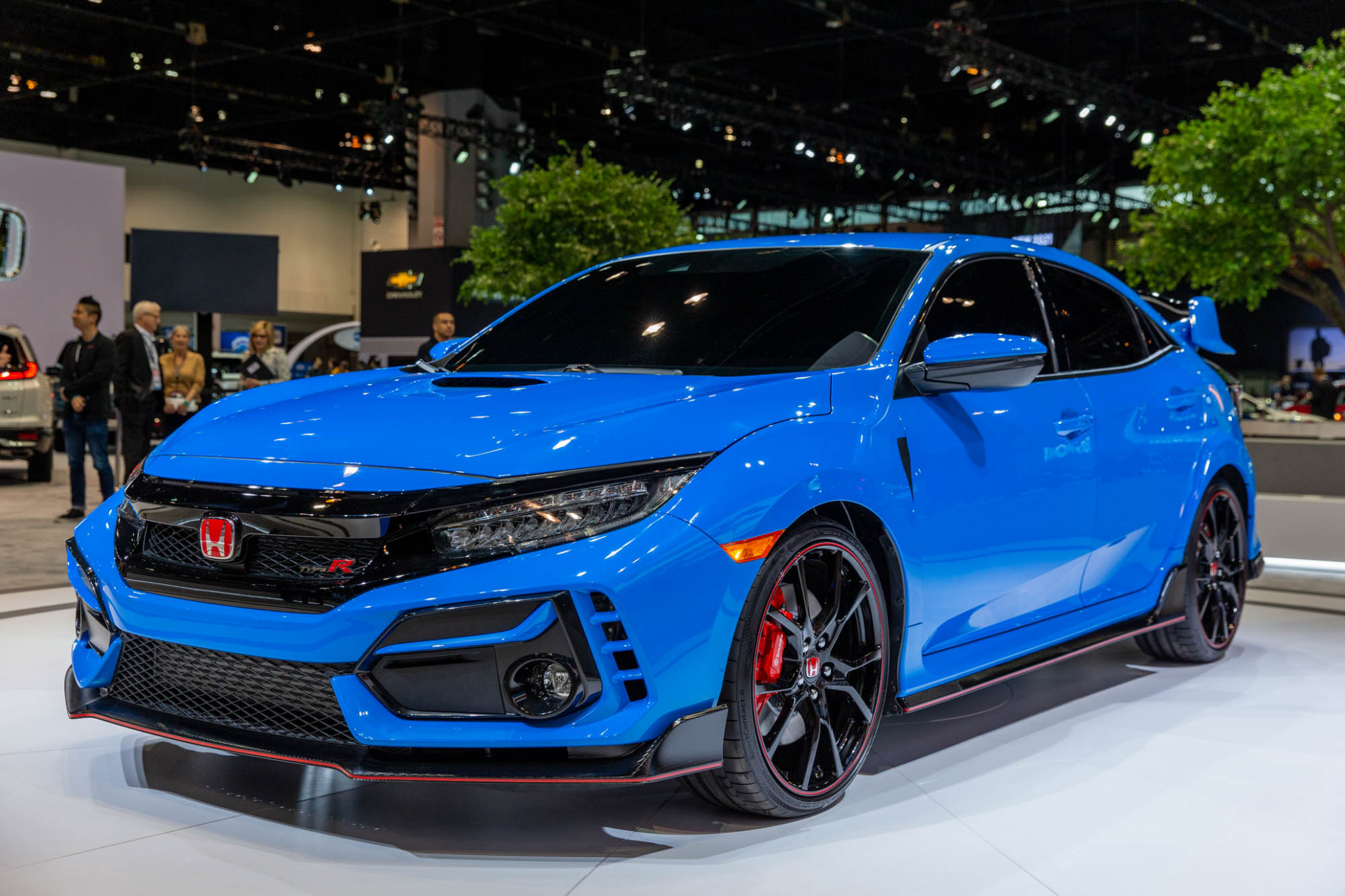 8 Honda Civic Type R brings upgrades, track-focused flagship - honda type r 2020 specs