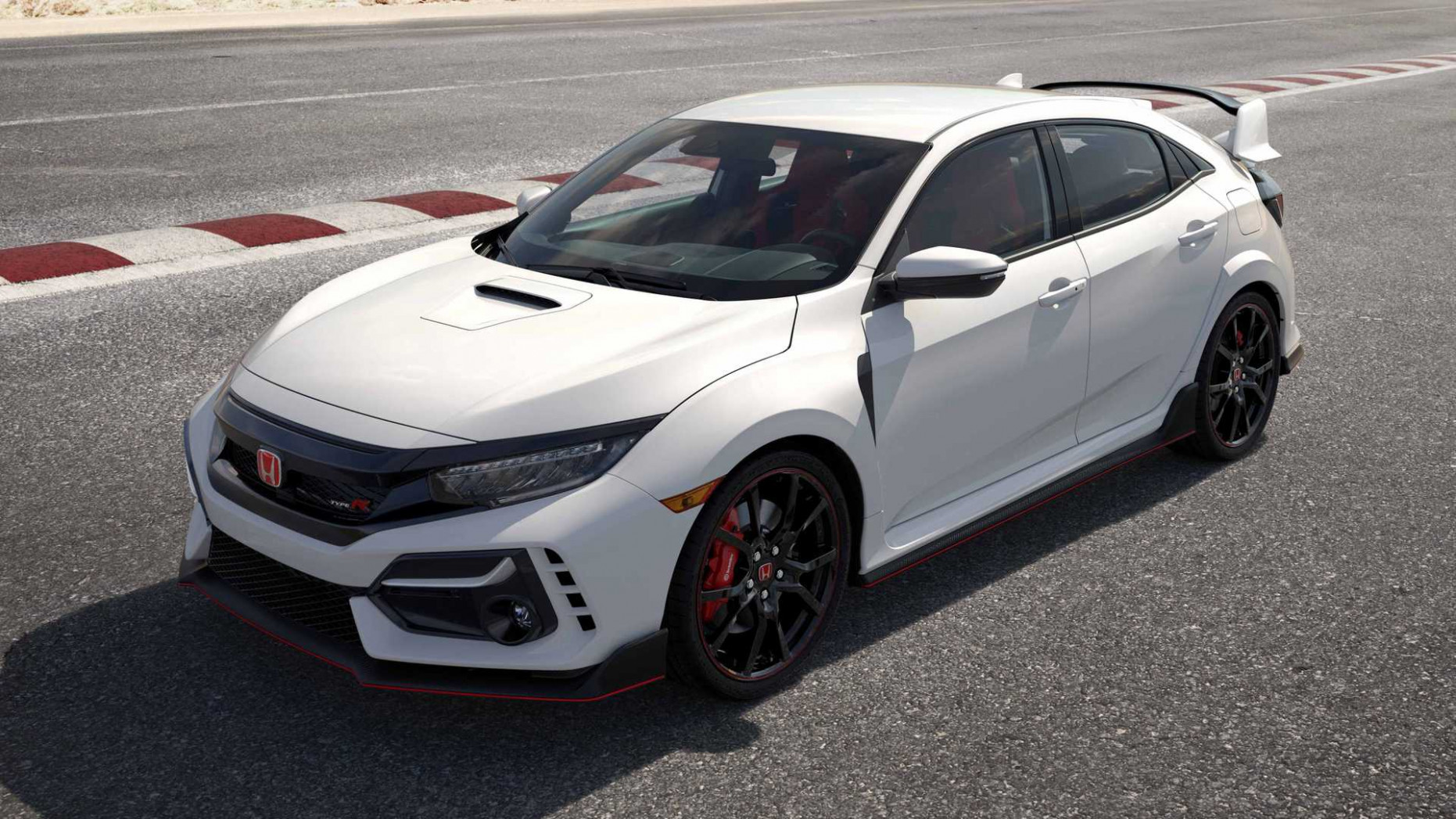 8 Honda Civic Type R Gets Price Bump, But It's Worth It