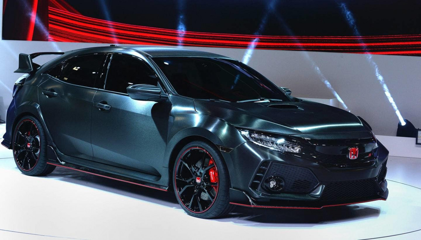 8 Honda Civic Type R specs price coupe release date