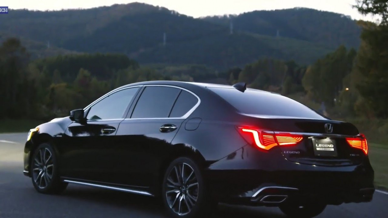 8 Honda Legend - YouTube - honda legend 2020