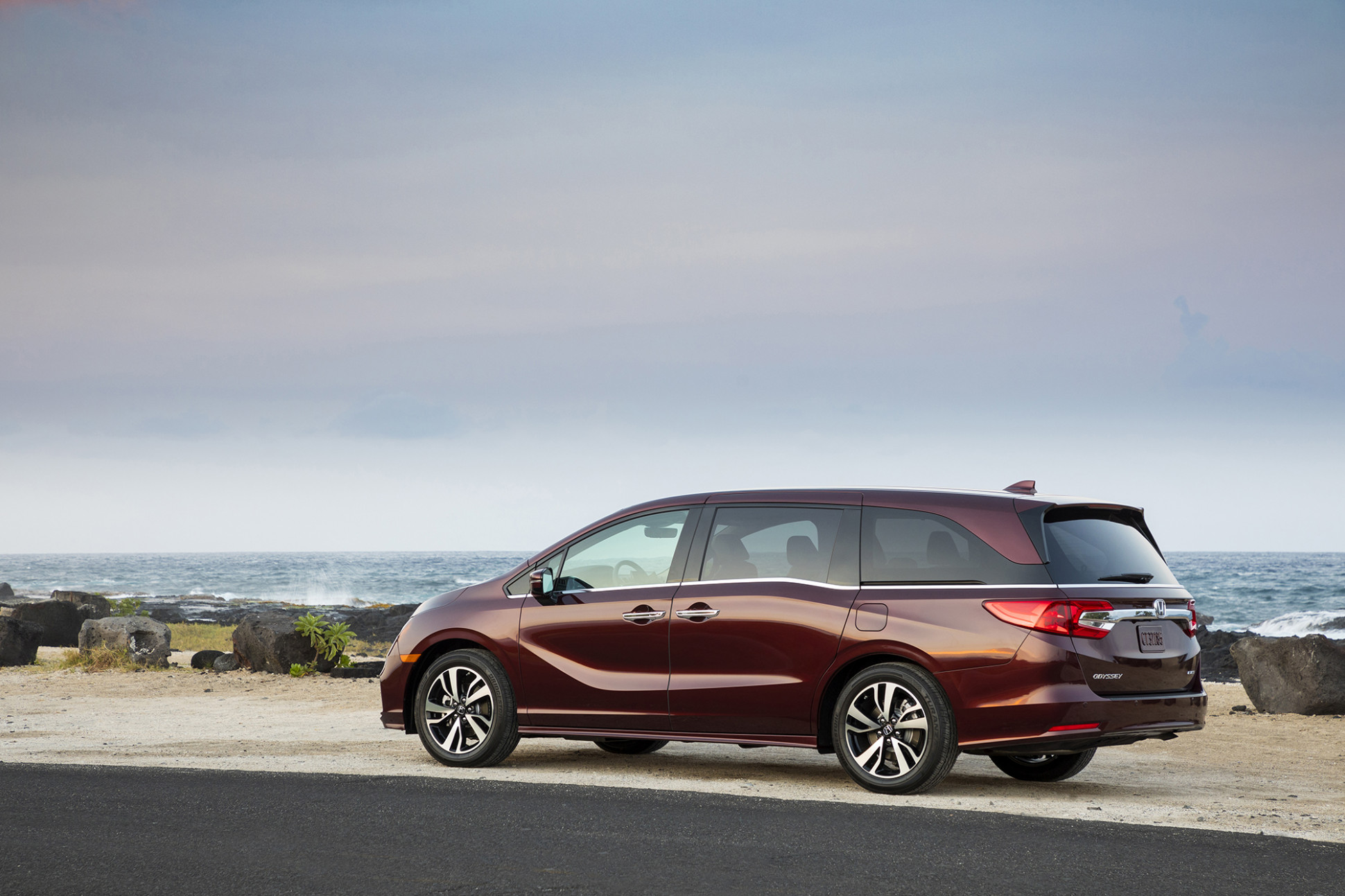 8 Honda Odyssey Celebrates 8th Birthday With Transmission ...