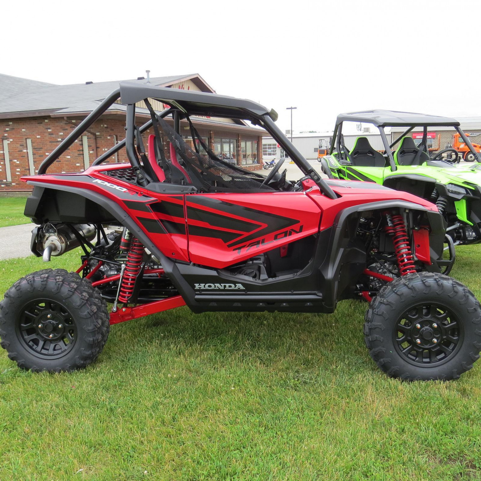 8 Honda Talon 8R DEMO - INCLUDES EXTRA 8 YEAR HONDA WARRANTY!!! - 2020 honda talon 1000r