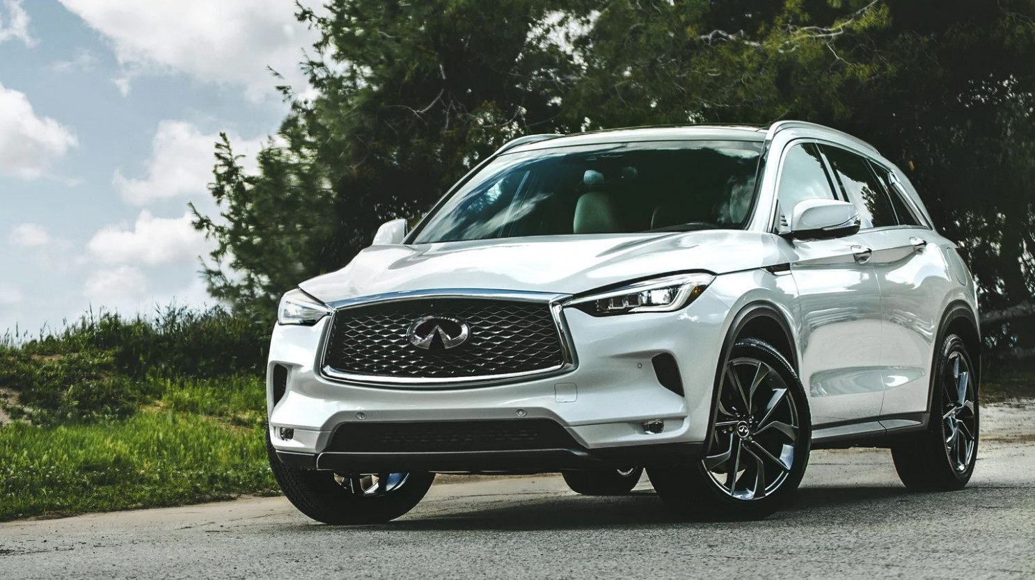 8 Infiniti QX8 Review, Pricing, and Specs