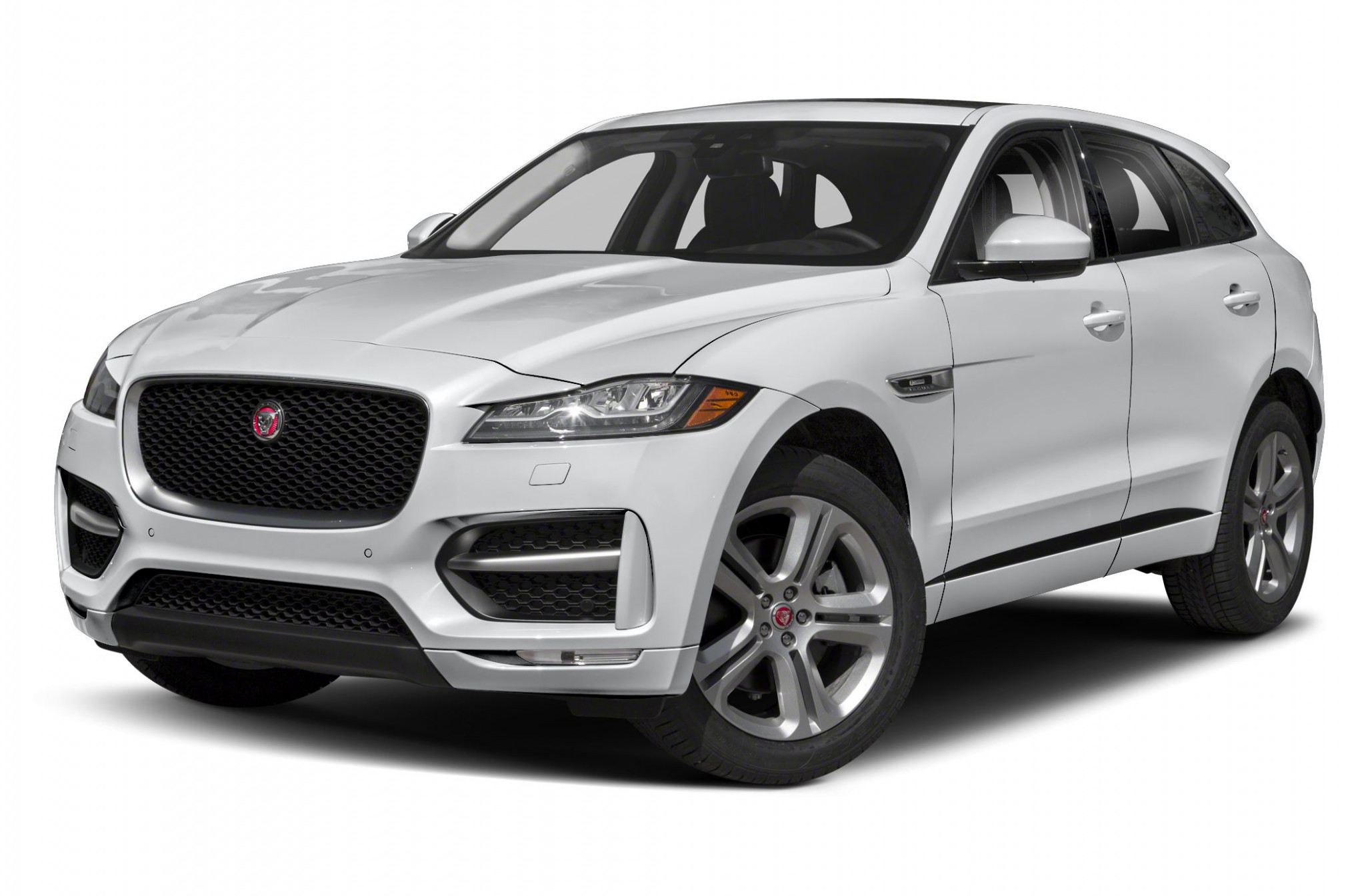 8 Jaguar F-PACE 8t R-Sport All-wheel Drive Sport Utility Pricing and  Options