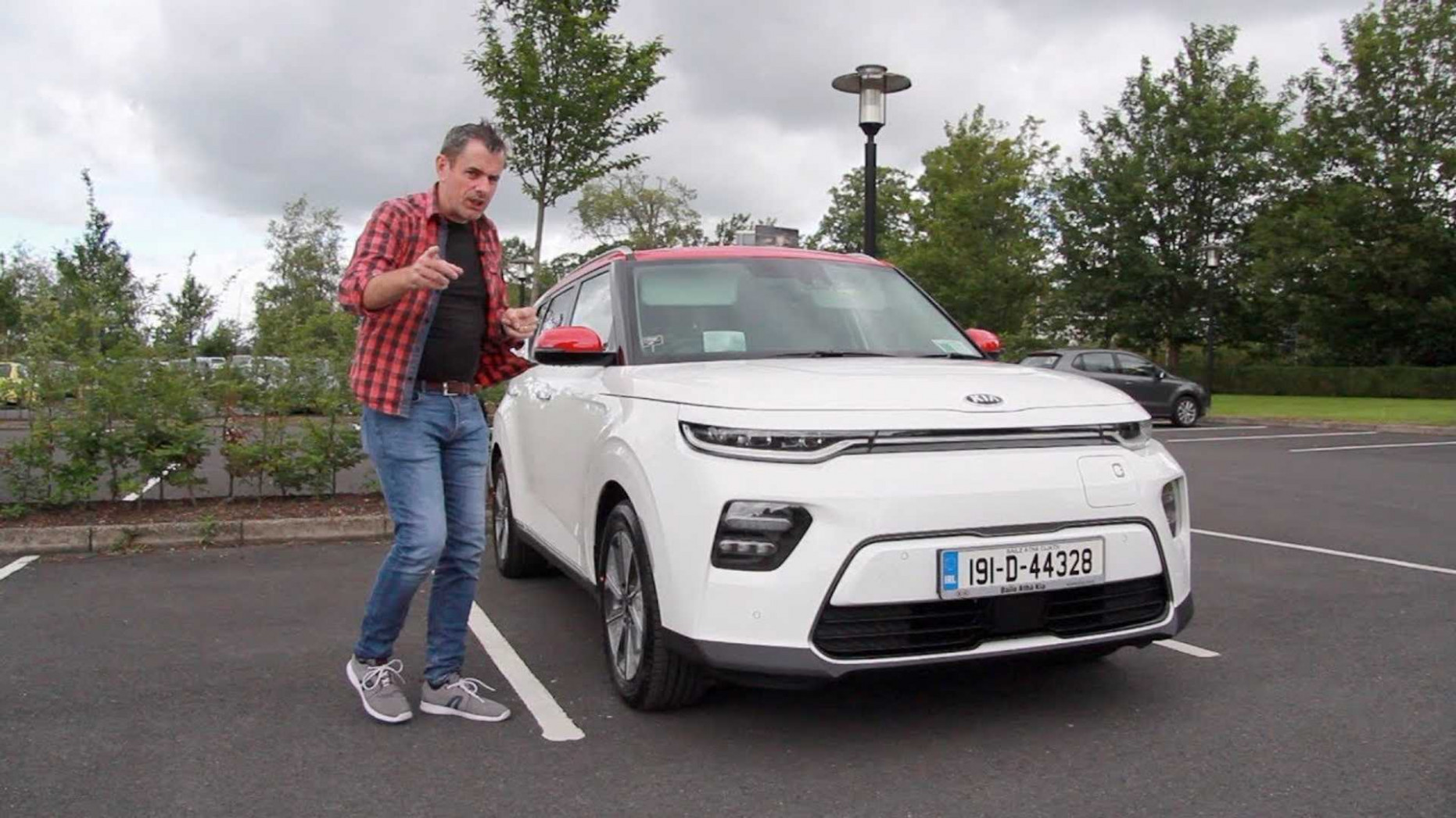 8 Kia e-Soul May Be One Of The Coolest Electric Cars To Date - 2020 kia electric car