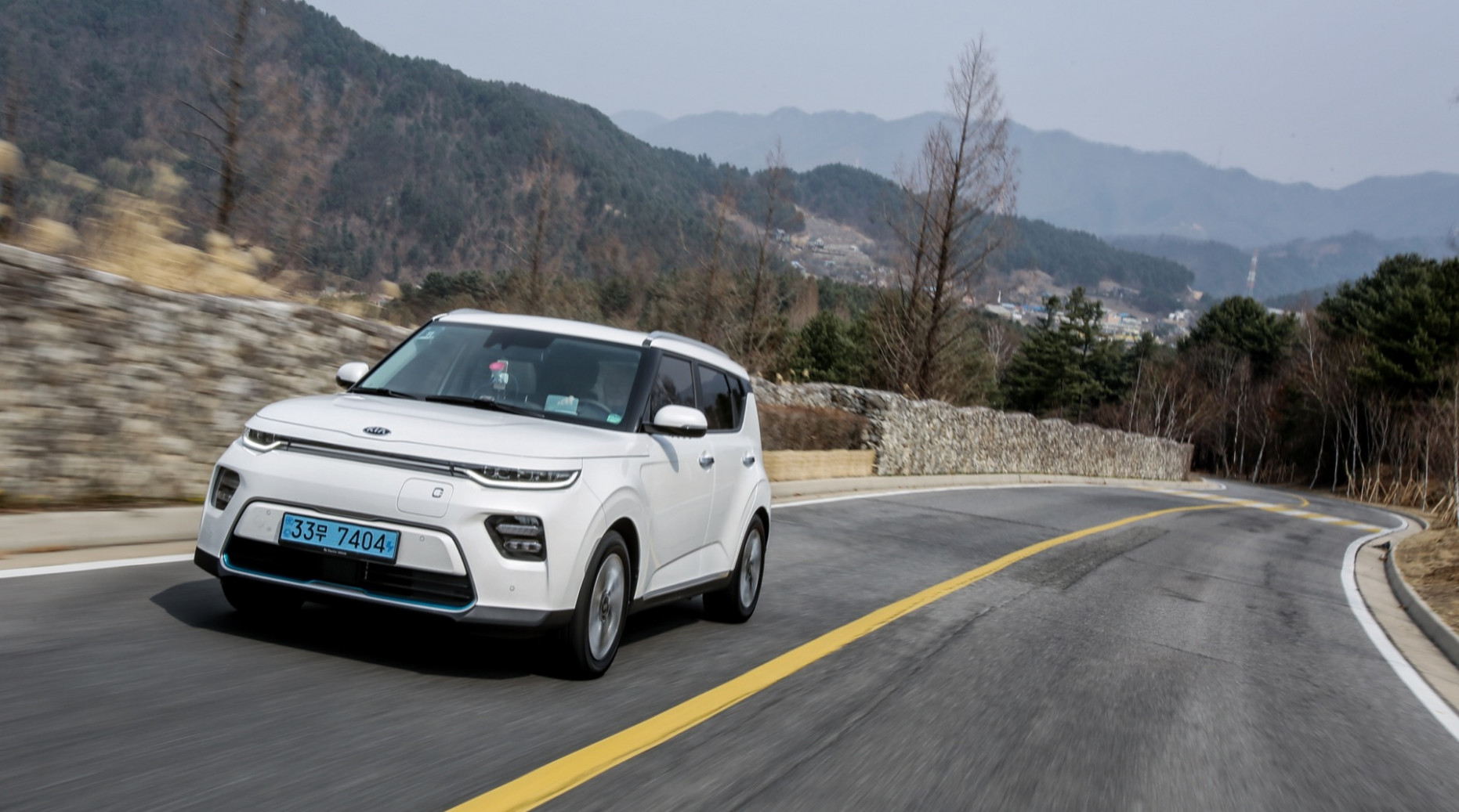 8 Kia Soul EV first drive review: 8 electric miles in the box