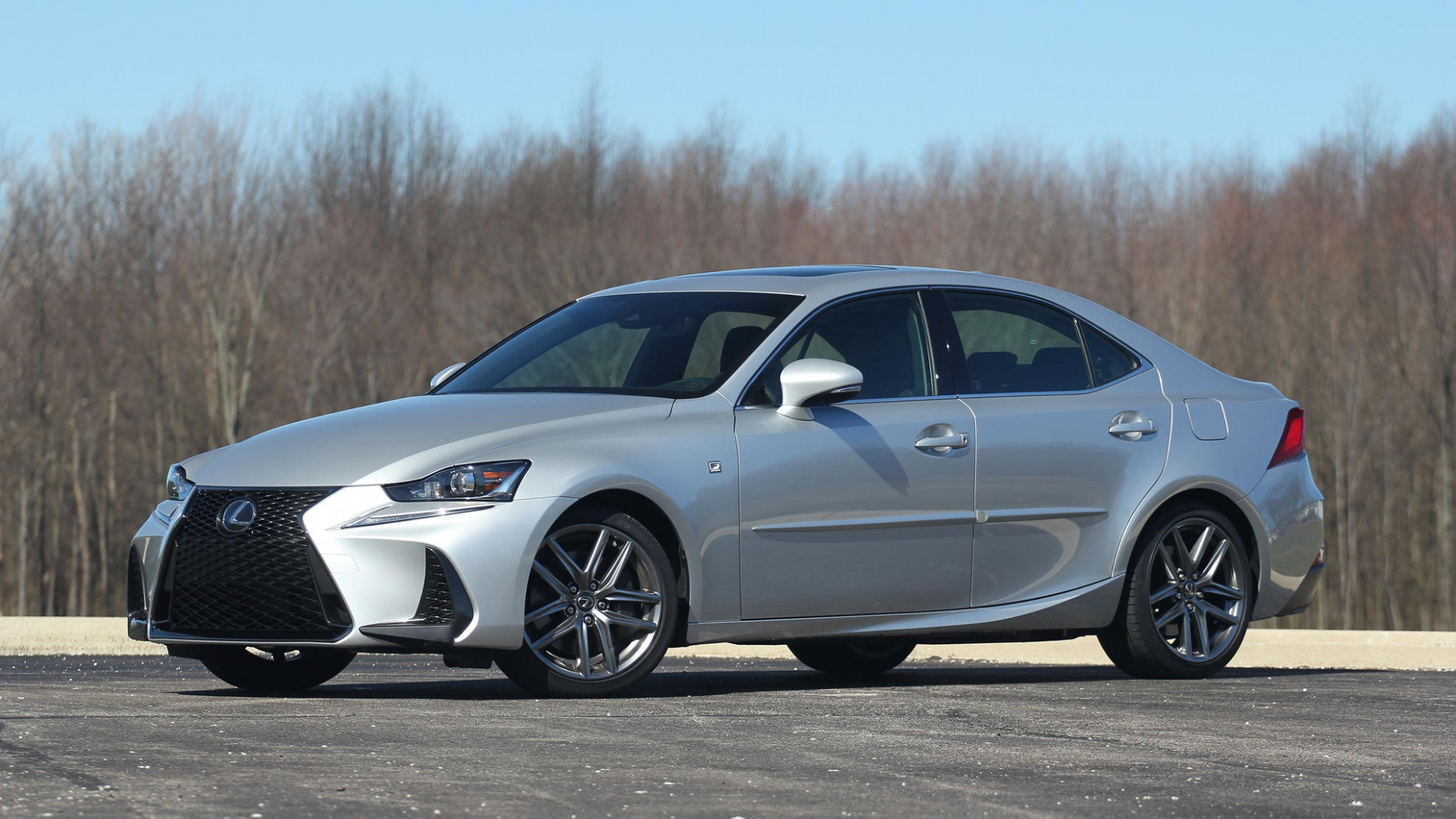 8 Lexus IS Could Get 8-Horsepower Biturbo V8