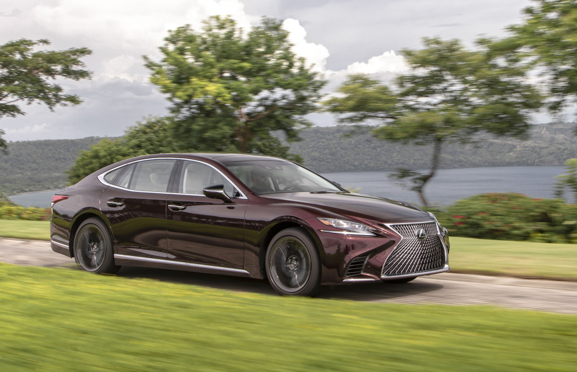 8 Lexus LS gets the Inspiration Series treatment