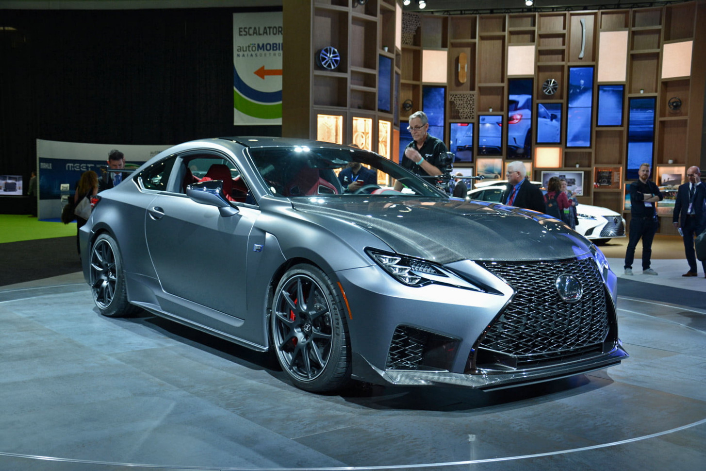 8 Lexus RC F Track Edition Arrives With 8-Hp V8