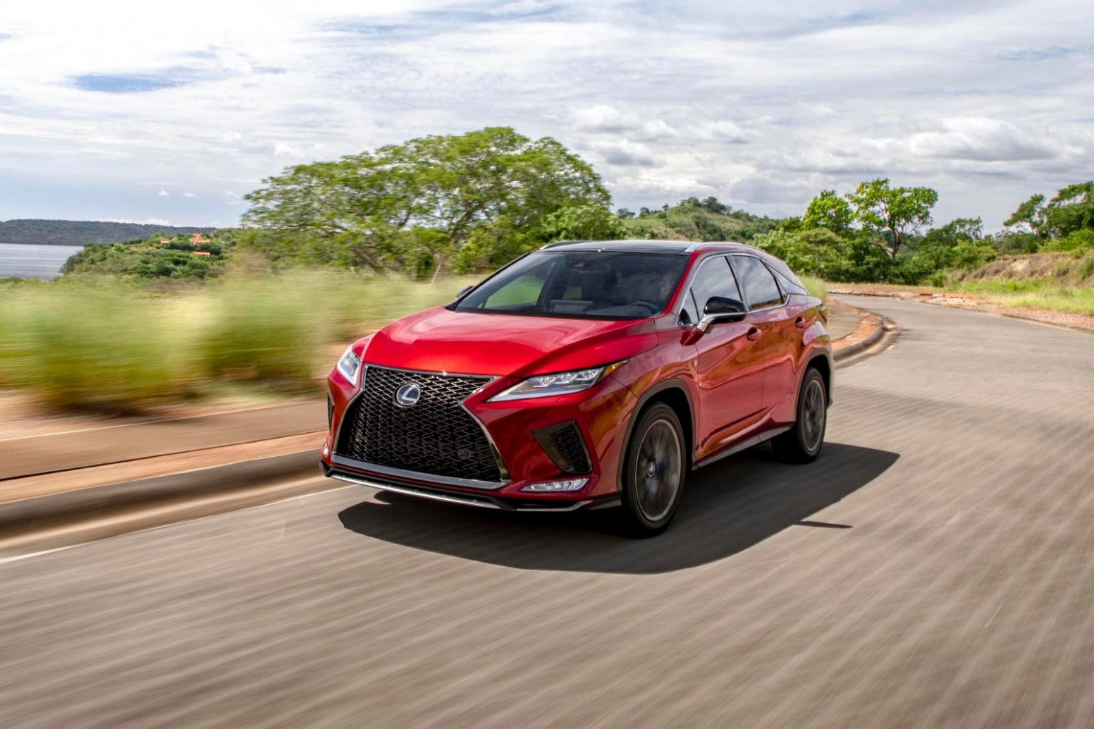 8 Lexus RX 8L First Drive | Edmunds
