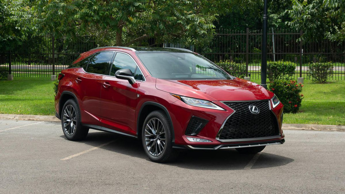 8 Lexus RX first drive review: Sharper image - Roadshow