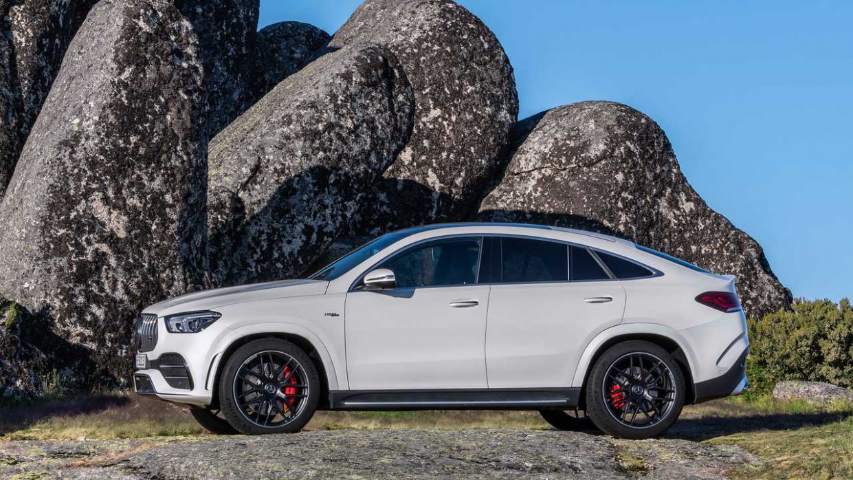 8 Mercedes GLE Coupe, AMG GLE 8 Debut Updated Design And Tech - mercedes gle 2020 release date