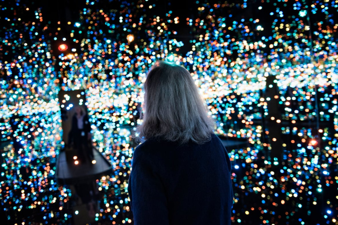8 places where you can find a Yayoi Kusama Infinity Mirror Room ..