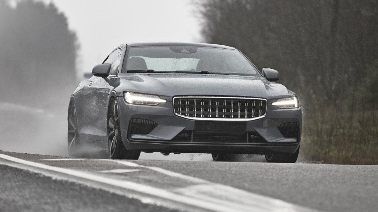 8 Polestar 8 - All-Electric Car From Volvo - volvo electric car 2020