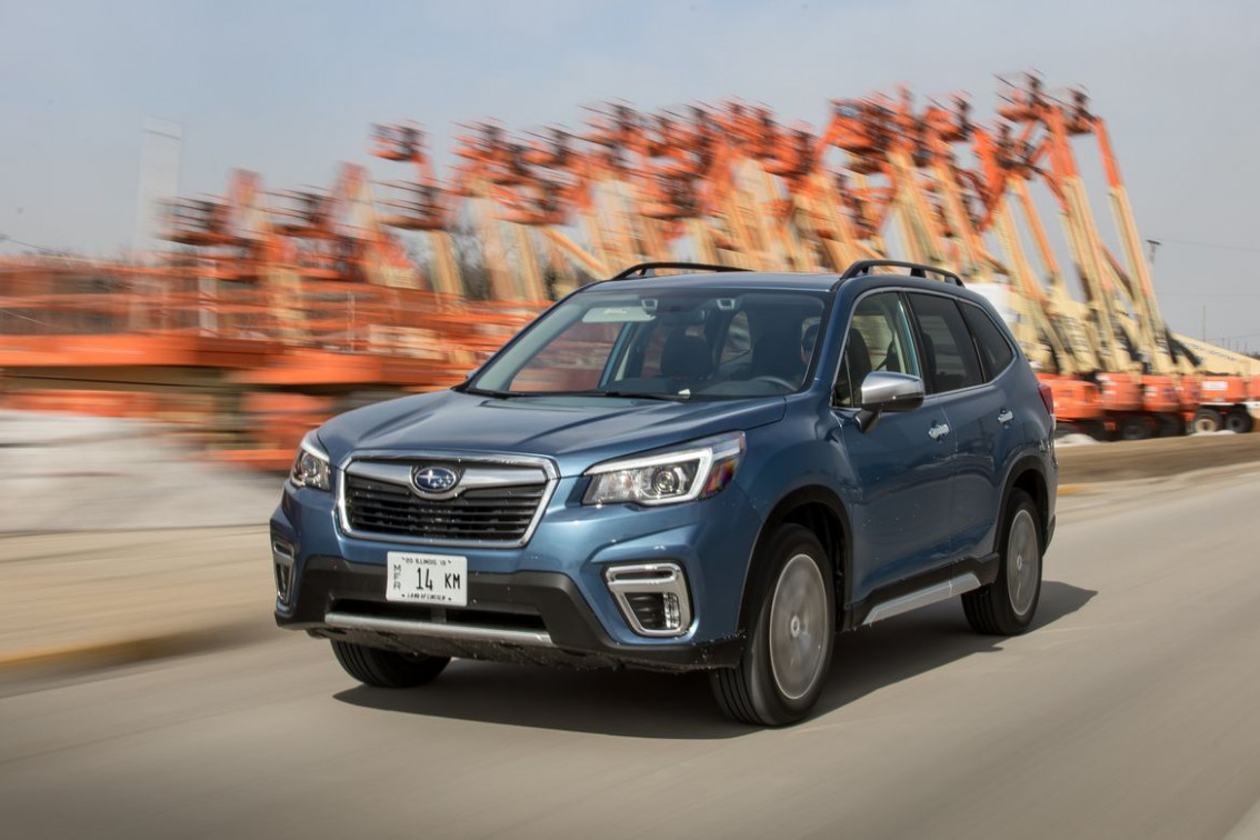 8 Subaru Forester MPG: Our Real-World Testing Results | News ..
