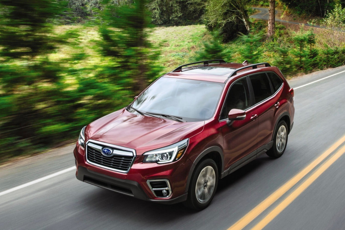 8 Subaru Forester Priced From $8,8, Gets More Safety Tech - subaru jeep 2020