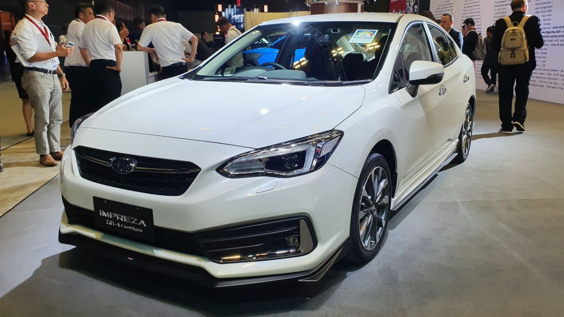 8 Subaru Impreza: Specs, Launch, Photos, Features - 2020 subaru impreza specs