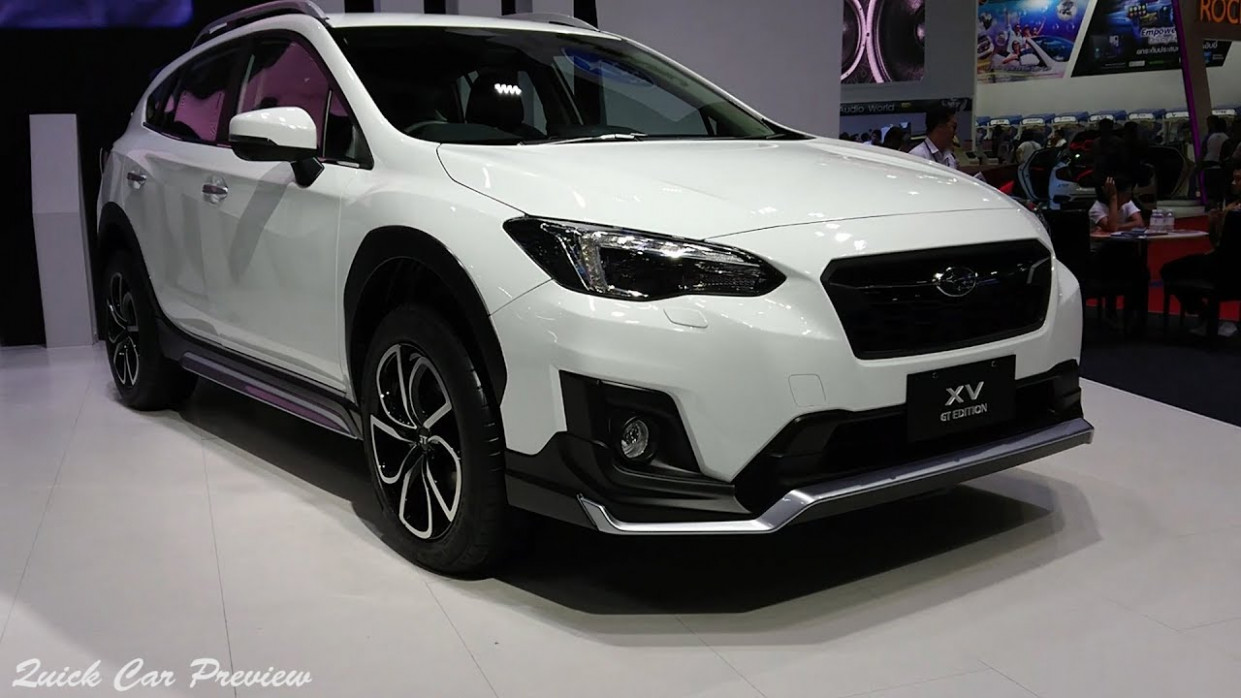 8 Subaru XV GT Edition 8.8 AWD | Quick Preview