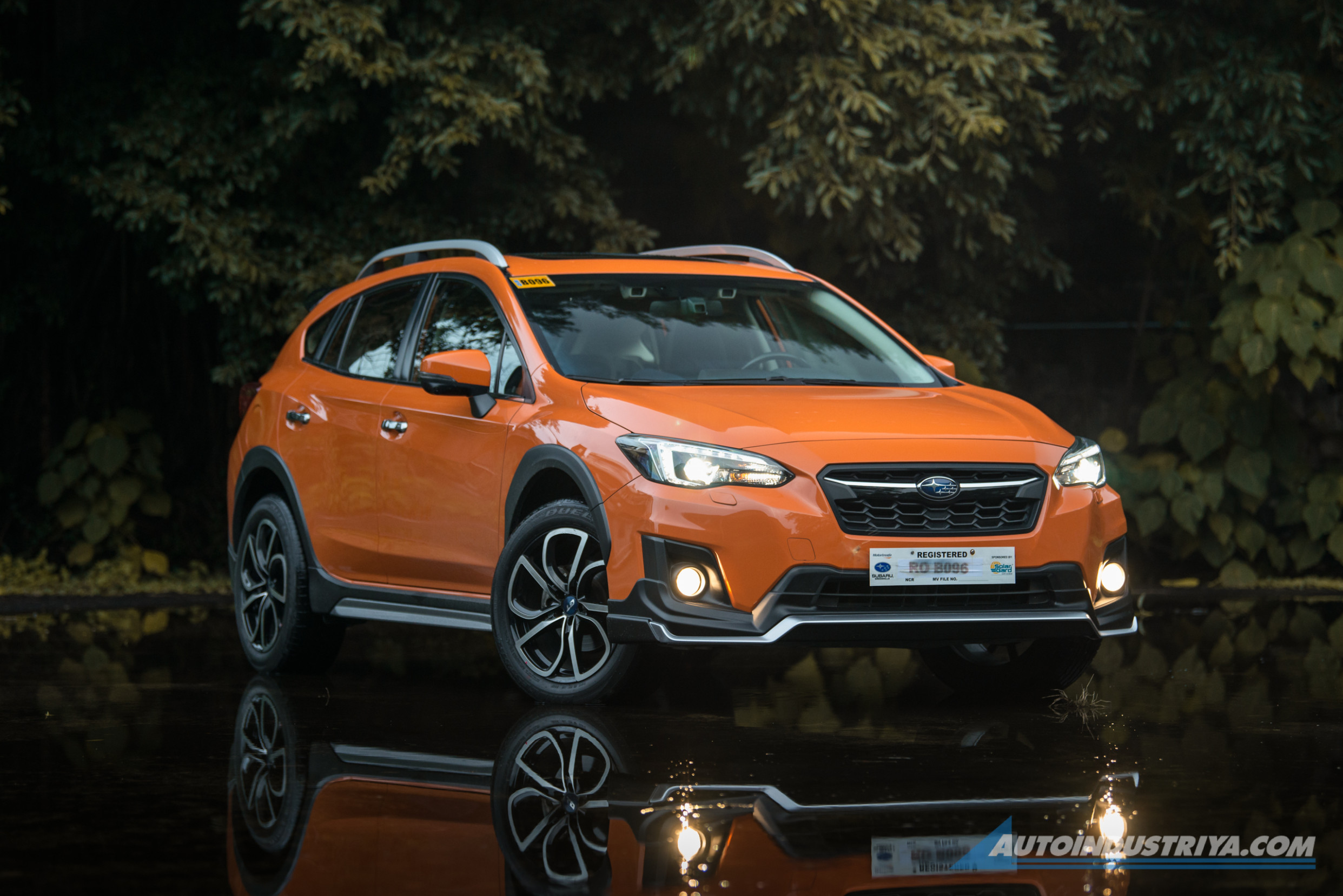 8 Subaru XV GT Edition 8.8i-S EyeSight - Car Reviews
