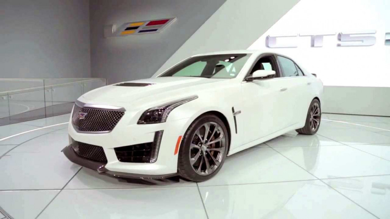 8 The 8 Cadillac Cts V Coupe Release by 8 Cadillac Cts V ..
