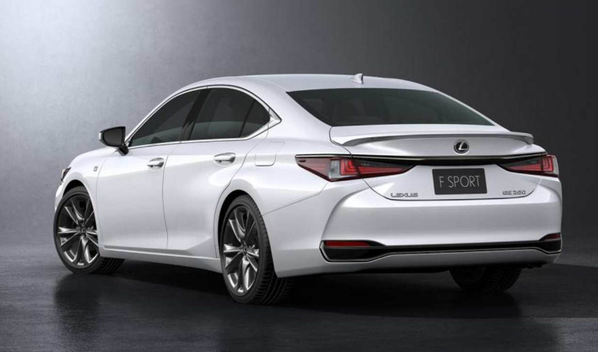 8 The Lexus Es 8 Release Date Spesification - Car Review 8 ...