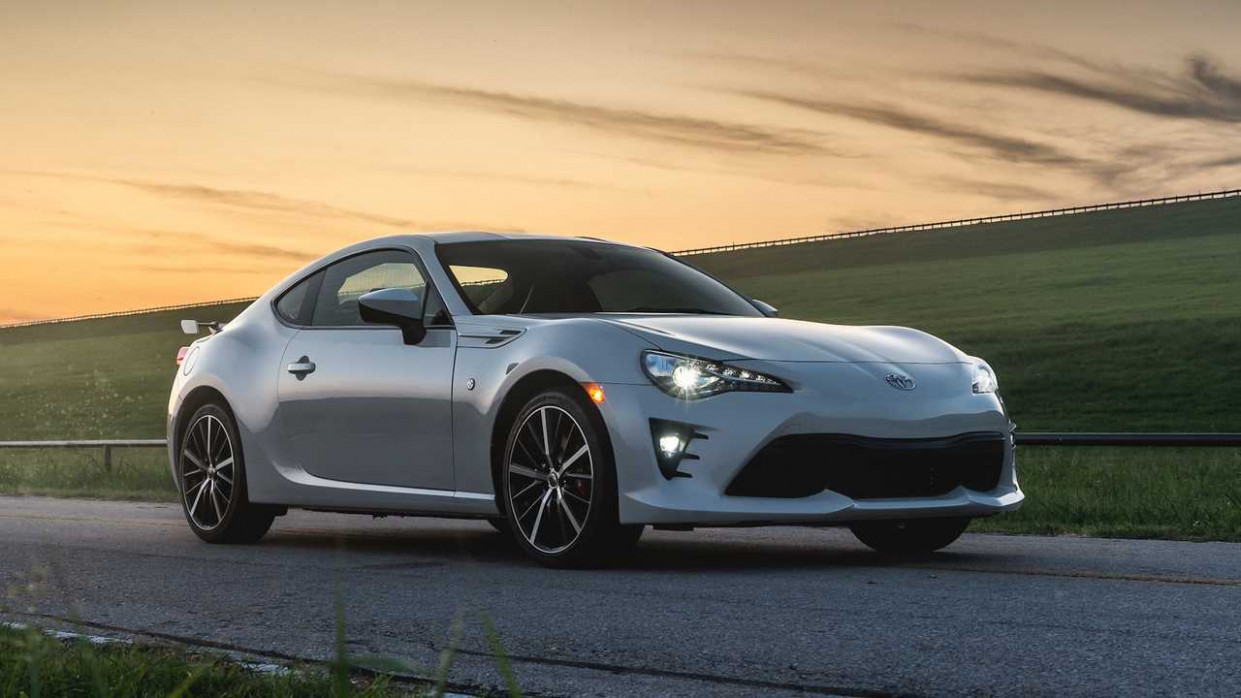 8 Toyota 8 Gets Grippier With TRD Handling Package, Costs $8,8 - 2020 toyota frs
