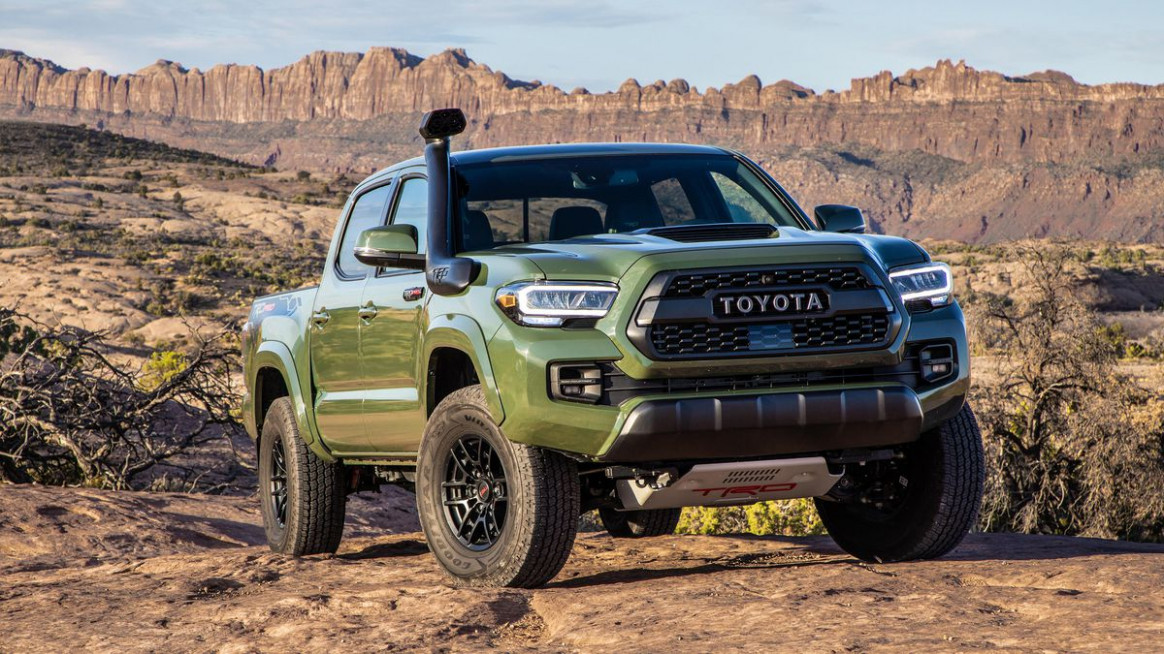 8 Toyota Tacoma first drive review: Small tweaks make this ..