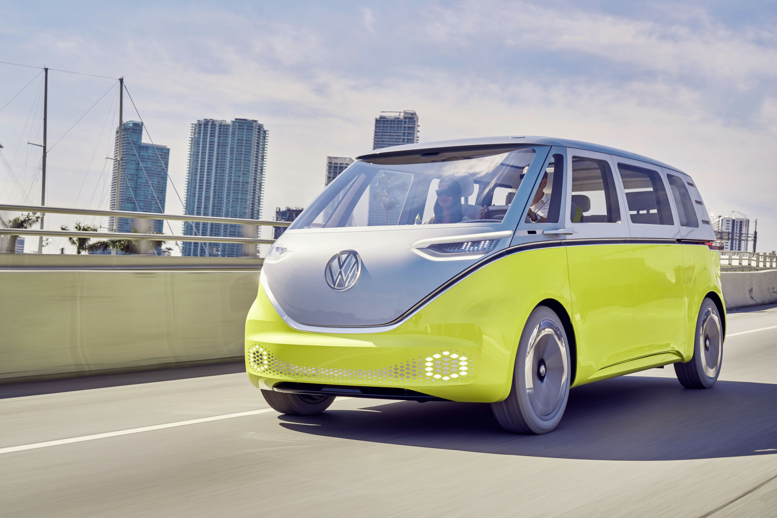 8 Volkswagen Microbus: What We Know So Far - volkswagen electric bus 2020