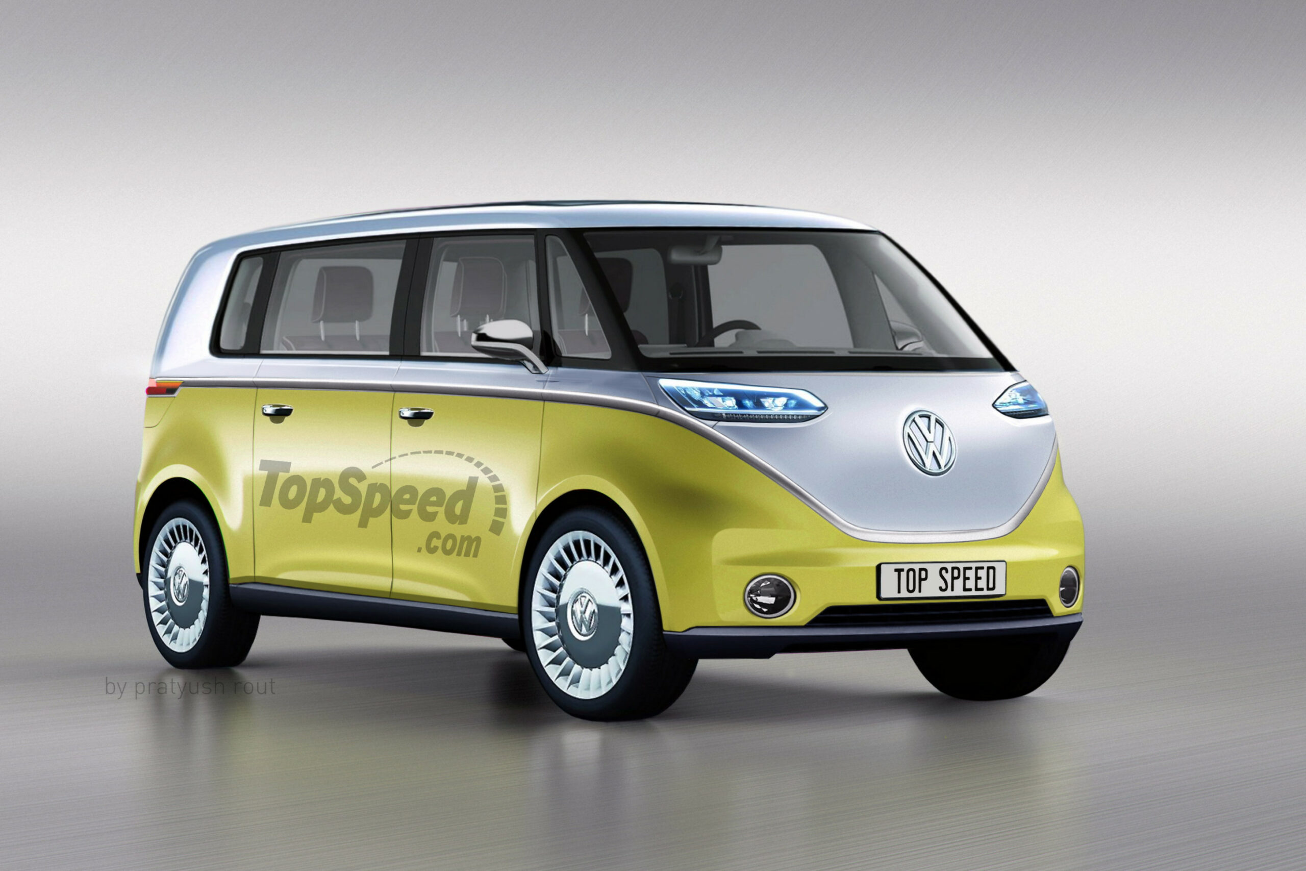 8 Volkswagen Van | Top Speed - volkswagen electric bus 2020