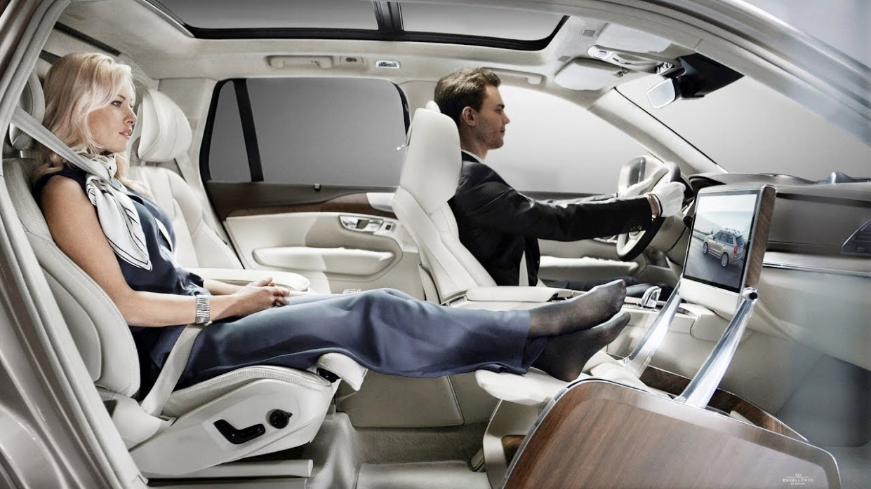 8 Volvo XC8 Excellence - INTERIOR - 2020 volvo excellence