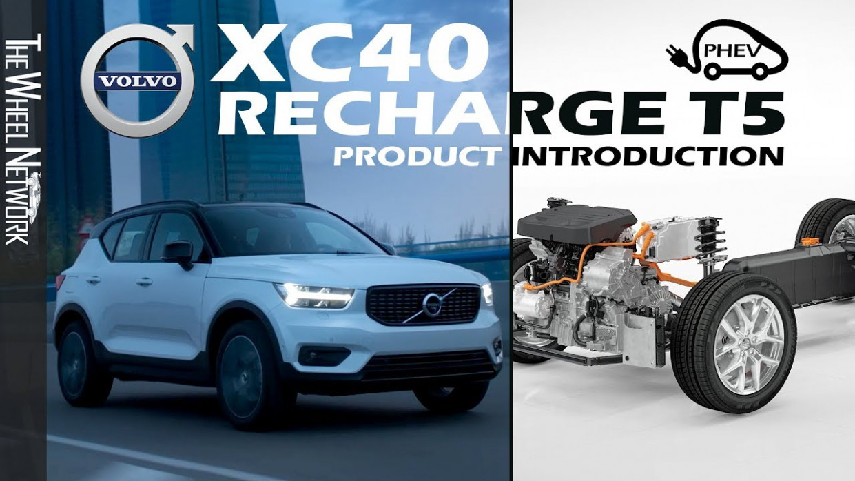 8 Volvo XC8 Recharge T8 Plug-in Hybrid Product Introduction - volvo brochure 2020