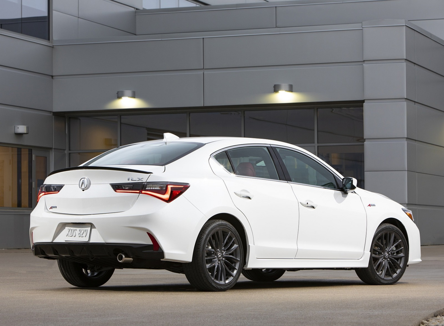 9 Acura ILX A-Spec Rear Three-Quarter Wallpapers (9) - NewCarCars - 2020 acura ilx a spec